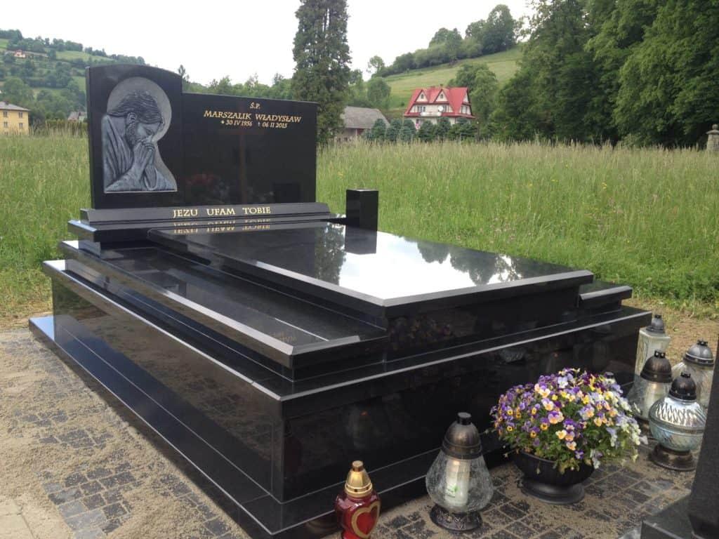 grobowiec podwójny szwed