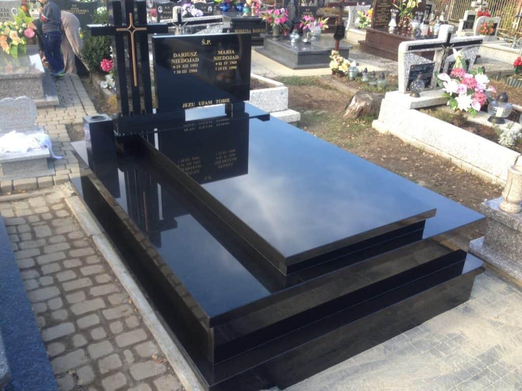 grobowiec pojedyńczy szwed